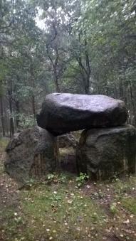Großsteingrab Hünensteine bei Lindern